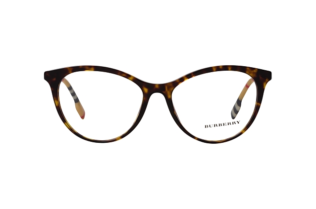 Burberry BE 2325 3903 vue en perpective