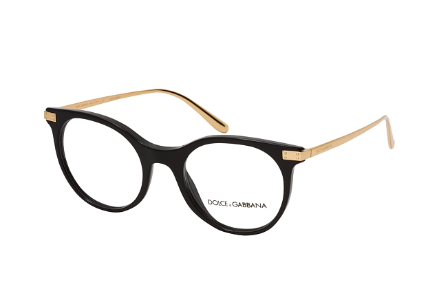 Dolce&Gabbana DG 3330 501 perspective view