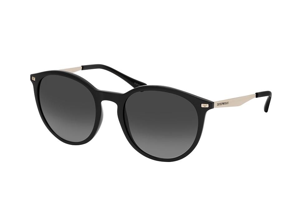 emporio armani -  EA 4148 500187, Runde Sonnenbrille, Damen, in Sehstärke erhältlich