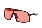 Oakley OO 9406 940623 Negro / Marrón perspective view thumbnail