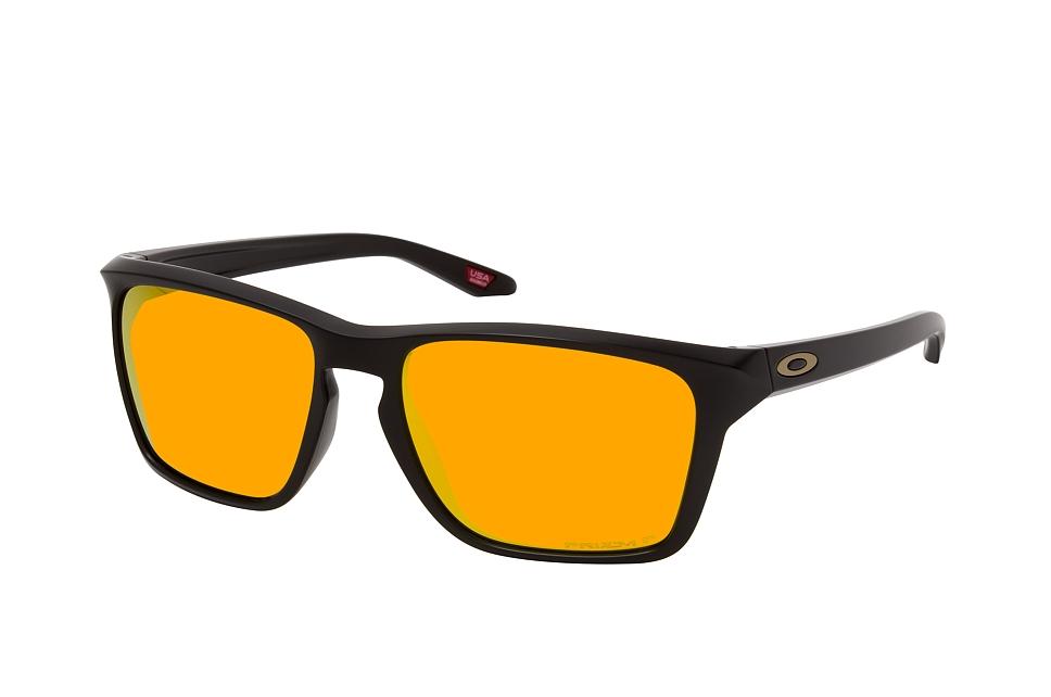 oakley -  Sylas OO 9448 15, Quadratische Sonnenbrille, Herren, polarisiert