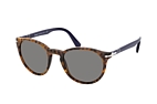 Persol PO 3152-S 9043/56 Havana / Blue / Grey perspective view thumbnail