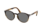 Persol PO 3171S 24/31 Marrón / Negro / Gris perspective view thumbnail