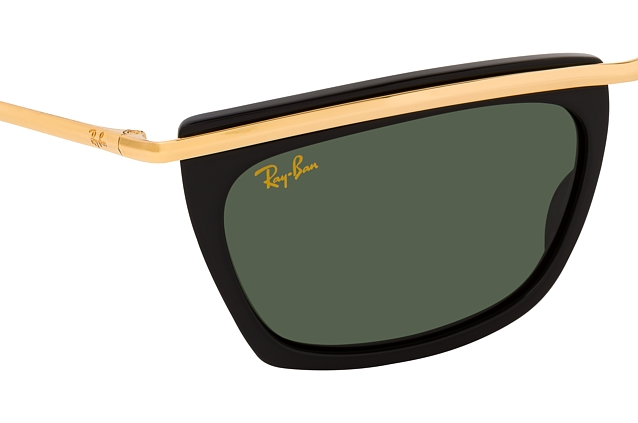 Ray-Ban Olympian II RB 2419 130331 perspective view