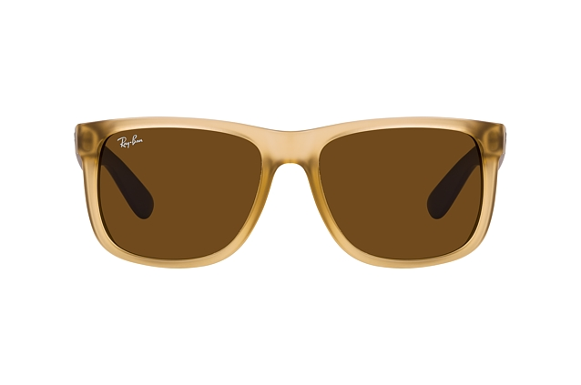 Ray-Ban Justin RB 4165 651073 Perspektivenansicht