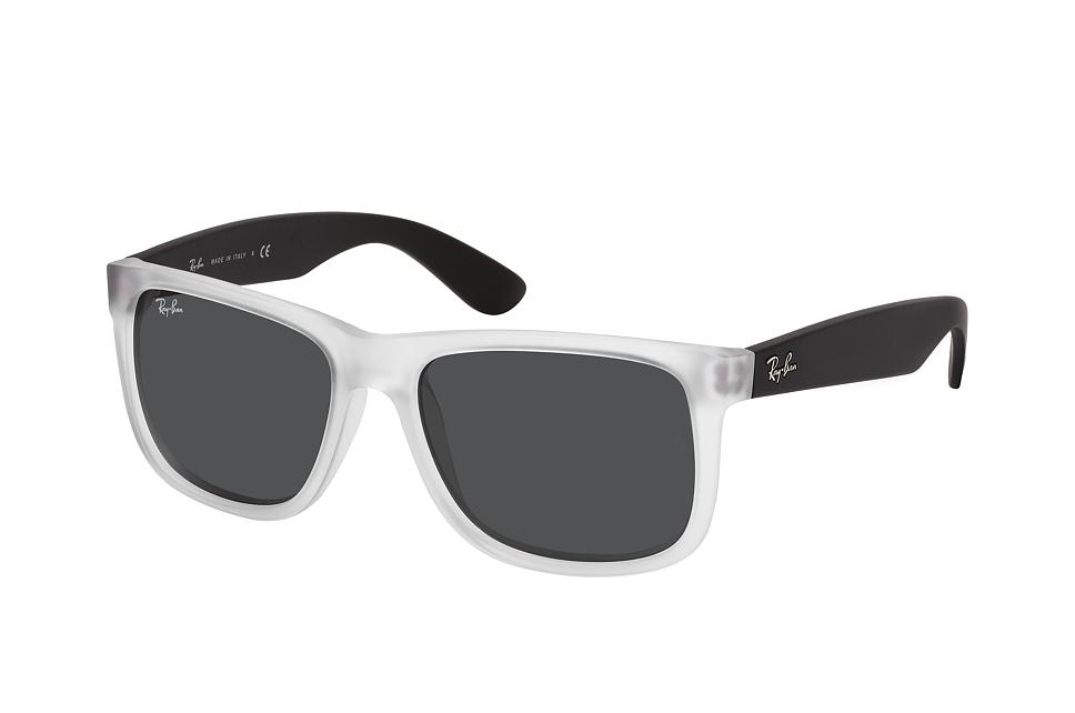 ray-ban -  Justin RB 4165 651287, Quadratische Sonnenbrille, Herren, in Sehstärke erhältlich