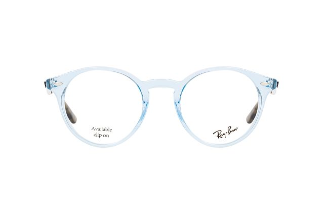 Ray-Ban RX 2180V 8082 perspective view