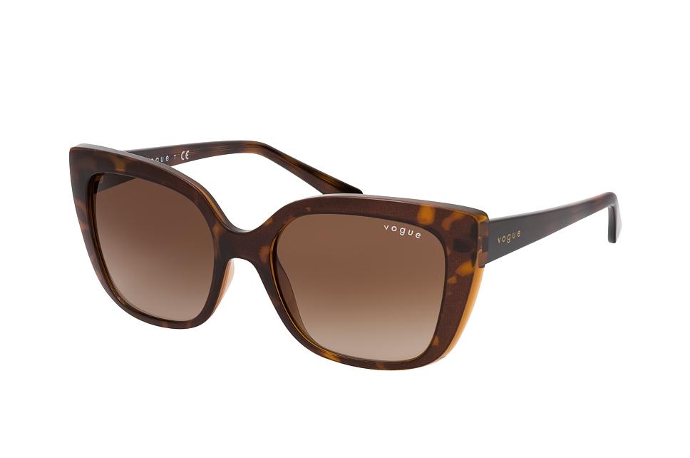 vogue eyewear -  VO 5337S 238613, Quadratische Sonnenbrille, Damen, in Sehstärke erhältlich