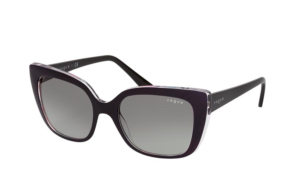 vogue eyewear -  VO 5337S 283911, Quadratische Sonnenbrille, Damen, in Sehstärke erhältlich