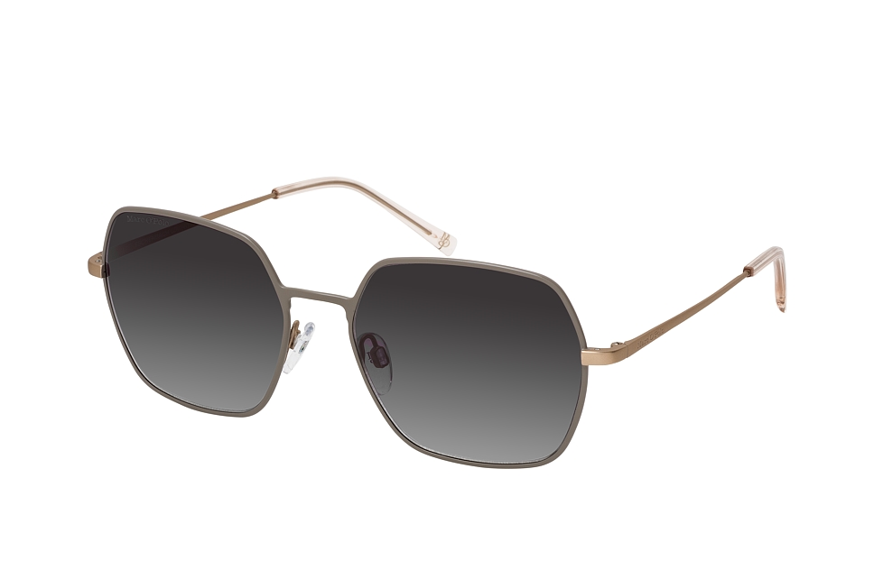 marc o'polo eyewear -  505080 31, Runde Sonnenbrille, Damen, in Sehstärke erhältlich
