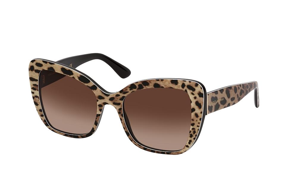 dolce&gabbana -  DG 4348 316313, Cat Eye Sonnenbrille, Damen