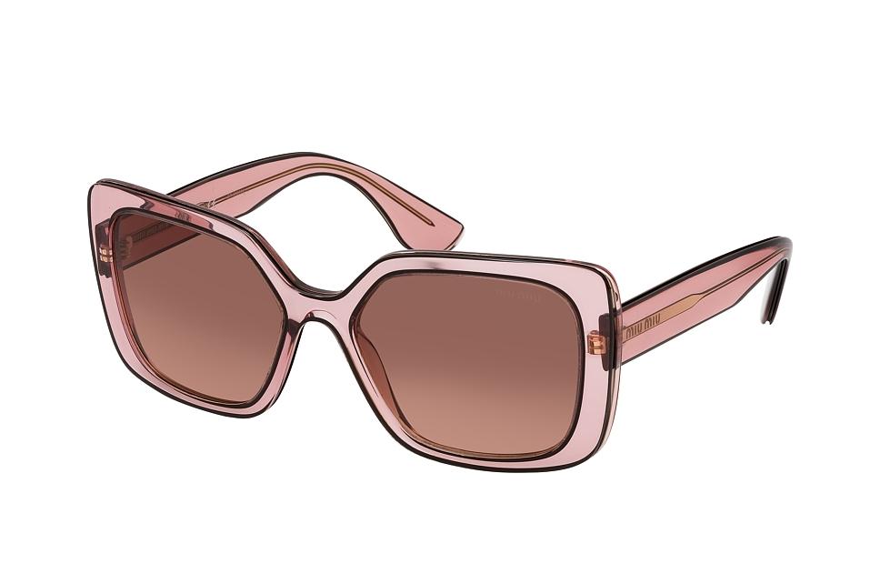miu miu -  MU 09VS 01I-0A5, Quadratische Sonnenbrille, Damen, in Sehstärke erhältlich