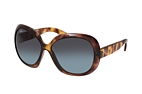 Ray-Ban Jackie Ohh II RB 4098 642/V1 Havana / Blue / Grey perspective view thumbnail