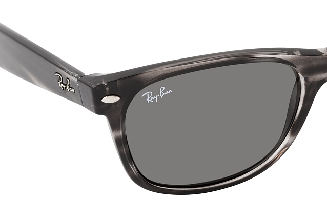 Ray-Ban New Wayfarer RB 2132 6430B1 vista en perspectiva