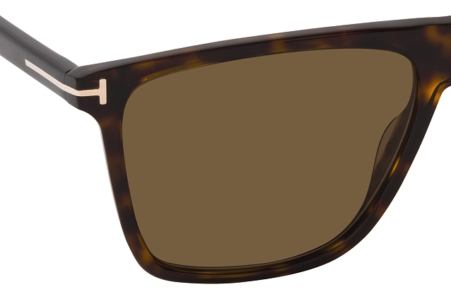 Tom Ford Fletcher FT 0832 52H perspective view