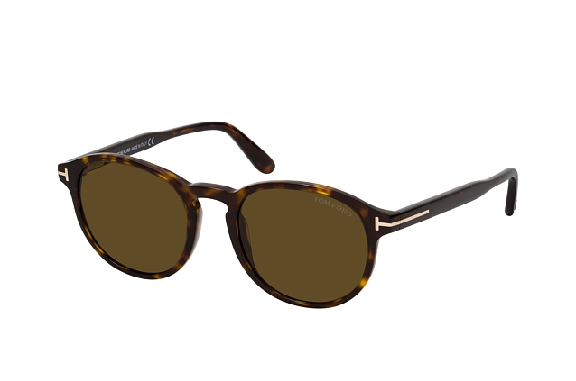 Tom Ford Dante FT 0834 52J Perspektivenansicht