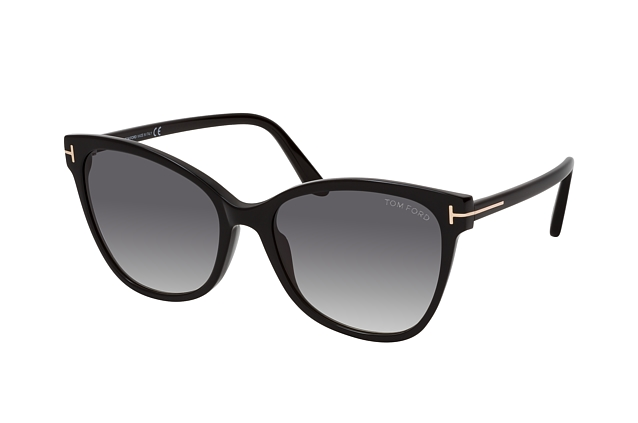 Tom Ford Ani FT 0844 01B Perspektivenansicht