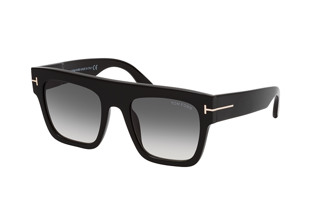 Tom Ford Renee FT 0847 01B vue en perpective