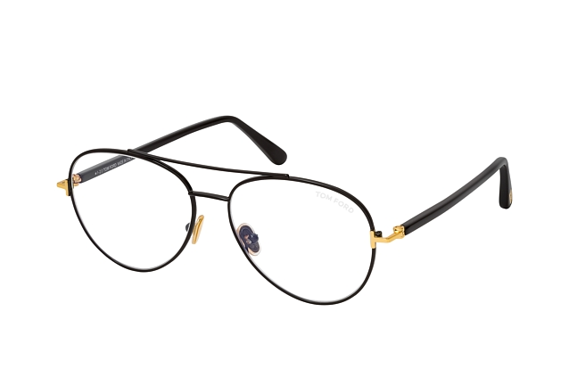 Tom Ford FT 5684-B 001 vista en perspectiva