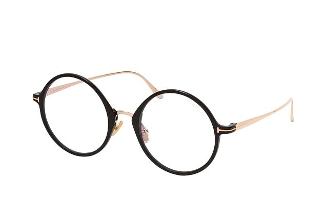 Tom Ford FT 5703-B 001 perspective view