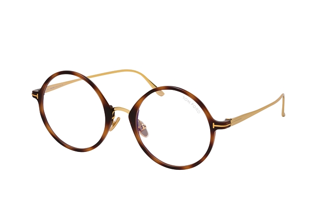 Tom Ford FT 5703-B 053 vista en perspectiva