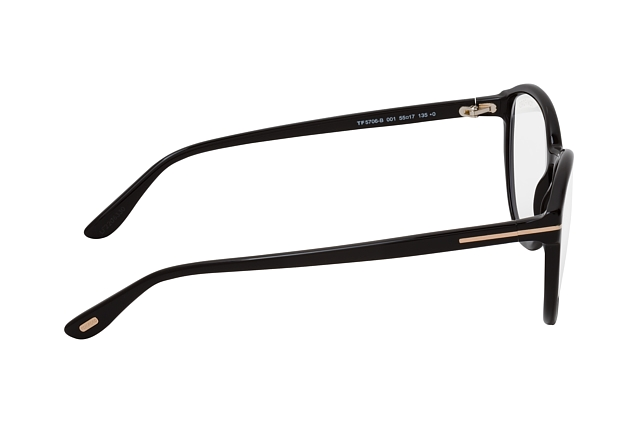 Tom Ford FT 5706-B 001 vista en perspectiva