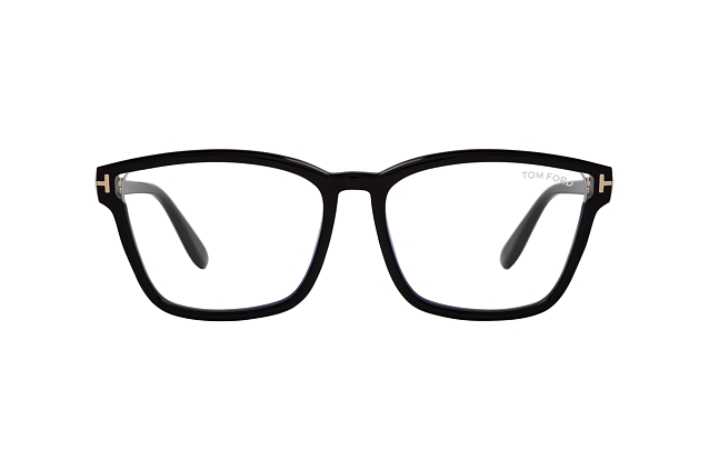 Tom Ford FT 5707-B 001 perspective view