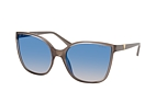 Guess GU 7748 52F Beige / Azul / Marrón perspective view thumbnail