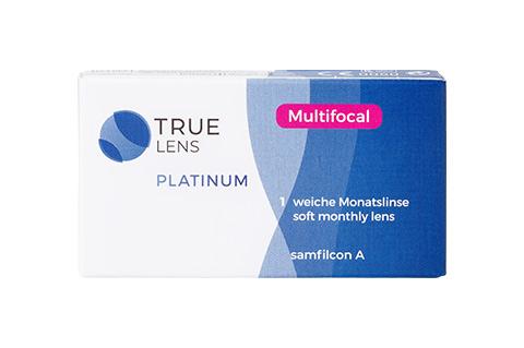 Truelens Platinum Monthly Multifocal