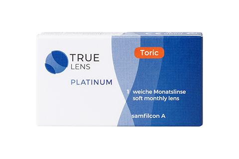 Truelens Platinum Monthly Toric