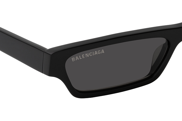 Balenciaga BB 0075S 001 perspective view