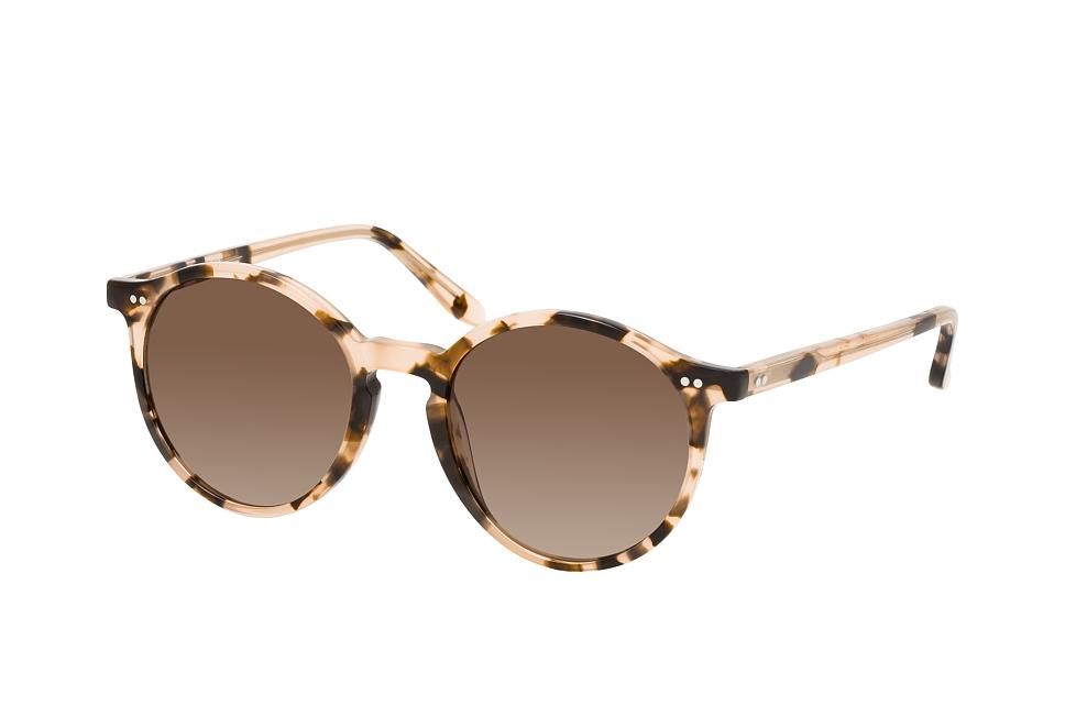 mister spex collection -  Bora 2093 R211, Runde Sonnenbrille, Damen, in Sehstärke erhältlich