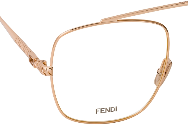 Fendi FF 0445 DDB perspective view