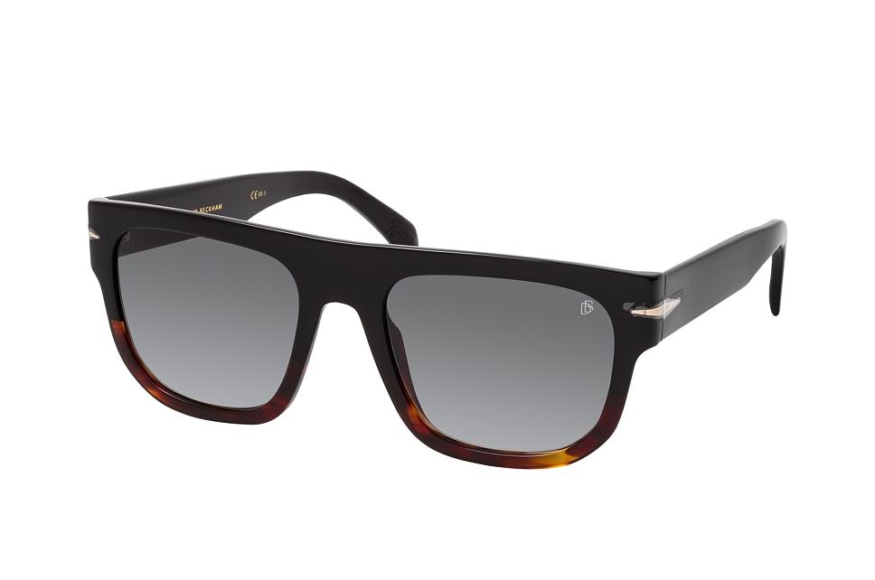 david beckham -  DB 7044/S 37N, Quadratische Sonnenbrille, Herren, in Sehstärke erhältlich