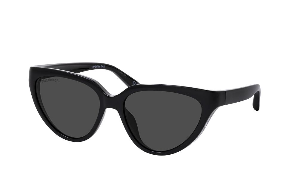 balenciaga -  BB 0149S 001, Cat Eye Sonnenbrille, Damen, in Sehstärke erhältlich