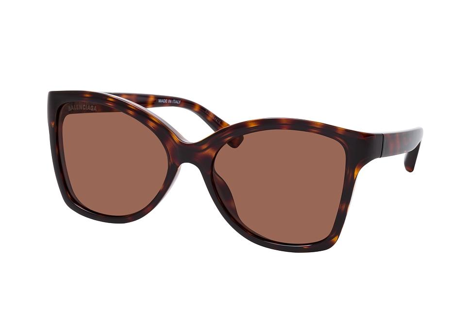 balenciaga -  BB 0150S 002, Cat Eye Sonnenbrille, Damen, in Sehstärke erhältlich