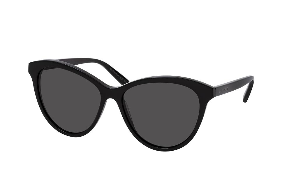 saint laurent -  SL 456 001, Cat Eye Sonnenbrille, Damen, in Sehstärke erhältlich