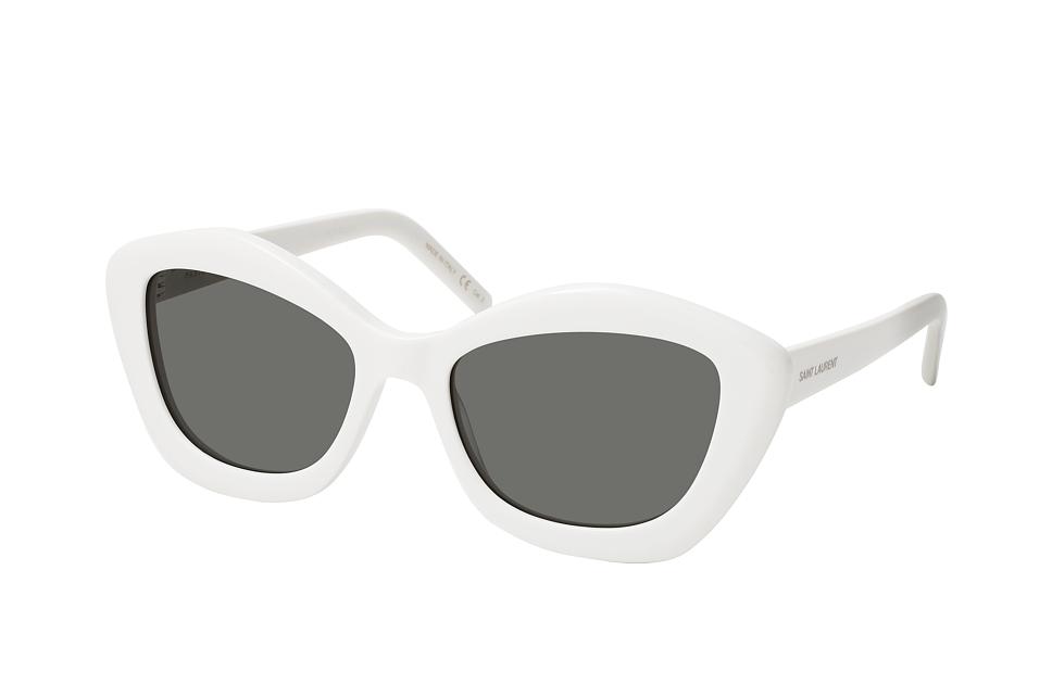 saint laurent -  SL 68 004, Cat Eye Sonnenbrille, Damen, in Sehstärke erhältlich