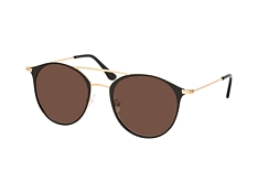 Nadine Klein x Mister Spex Shadow black & gold small