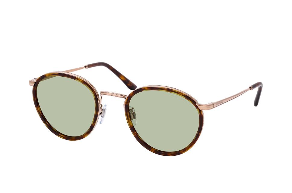giorgio armani -  AR 101M 30044E, Runde Sonnenbrille, Herren, in Sehstärke erhältlich
