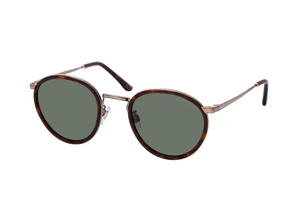 giorgio armani -  AR 101M 319831, Runde Sonnenbrille, Herren, in Sehstärke erhältlich
