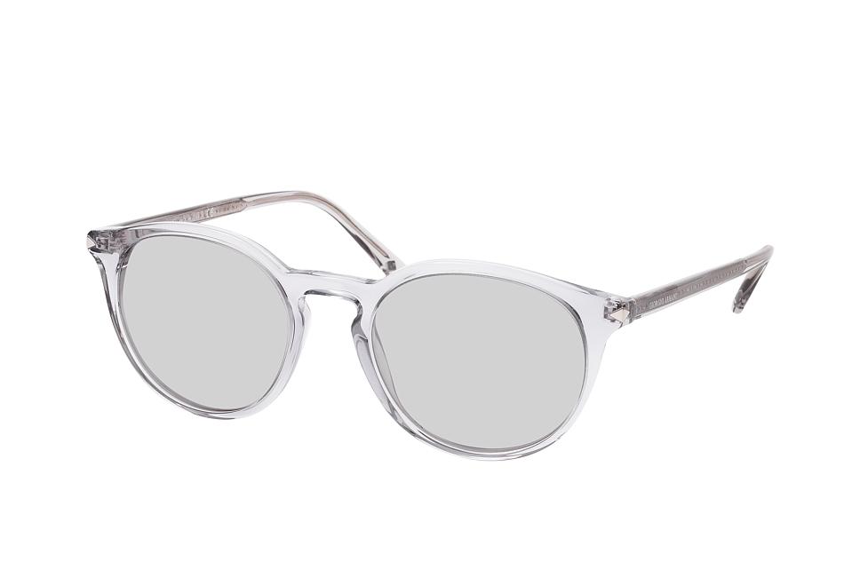 giorgio armani -  AR 8122 552387, Runde Sonnenbrille, Herren, in Sehstärke erhältlich