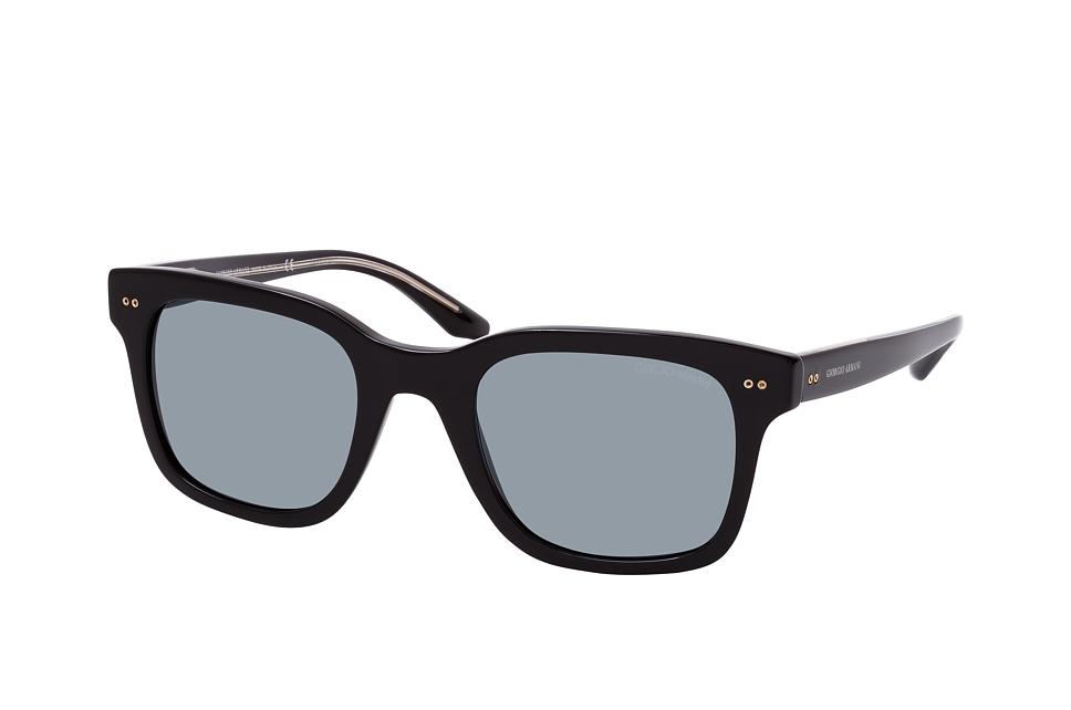 giorgio armani -  AR 8138 500156, Quadratische Sonnenbrille, Herren, in Sehstärke erhältlich