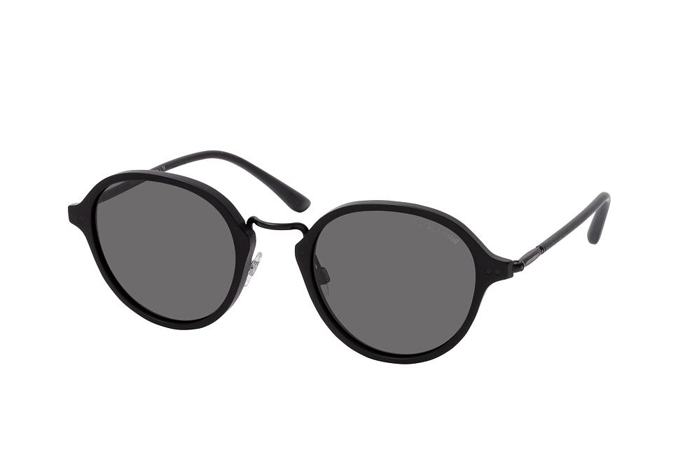 giorgio armani -  AR 8139 5042B1, Runde Sonnenbrille, Herren, in Sehstärke erhältlich