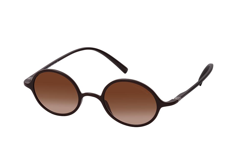 giorgio armani -  AR 8141 585813, Runde Sonnenbrille, Herren, in Sehstärke erhältlich
