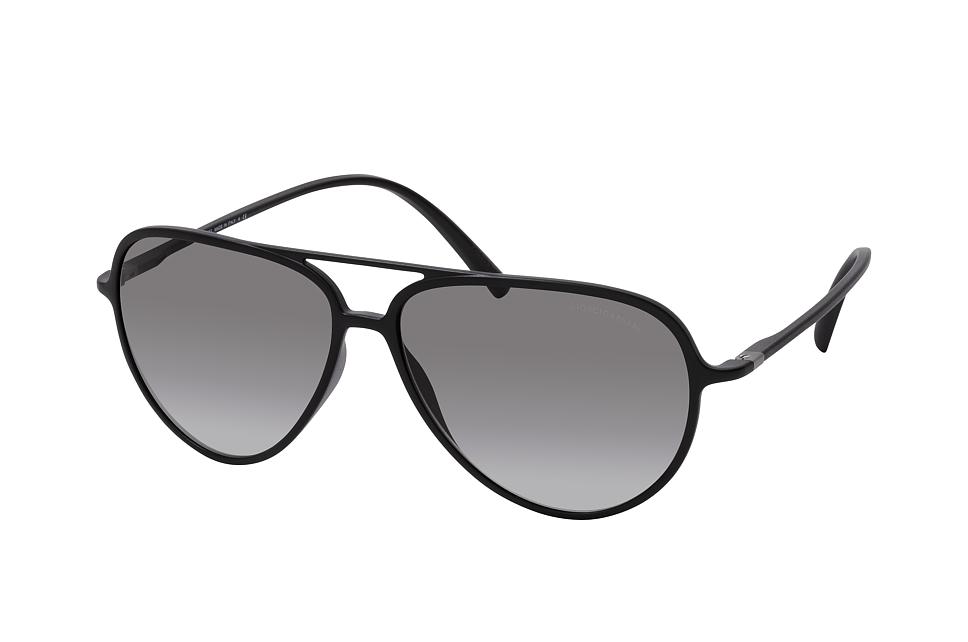 giorgio armani -  AR 8142 504211, Aviator Sonnenbrille, Herren, in Sehstärke erhältlich