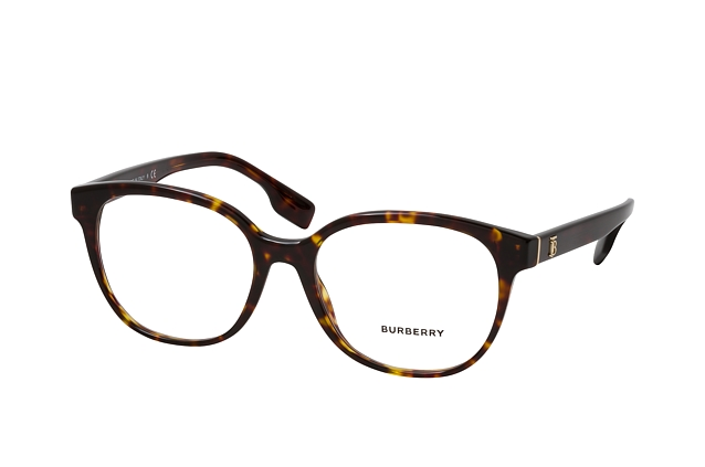 Burberry BE 2332 3002 vue en perpective