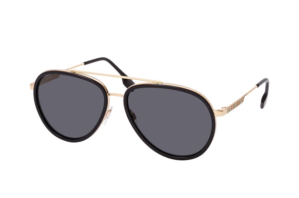 burberry -  Oliver BE 3125 101787, Aviator Sonnenbrille, Herren