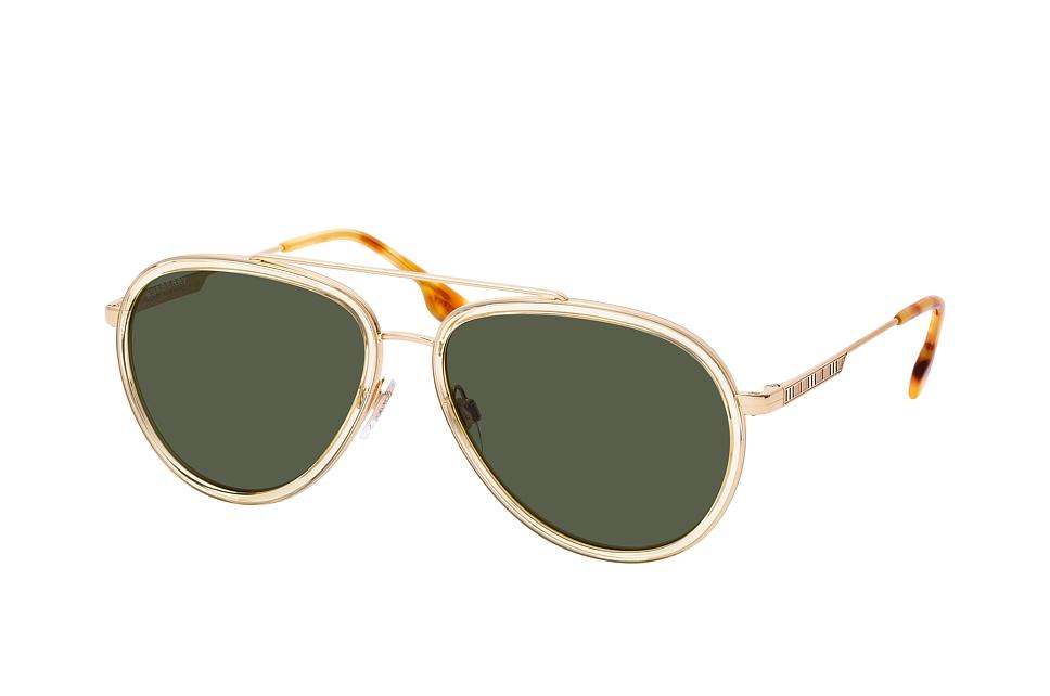 burberry -  Oliver BE 3125 101771, Aviator Sonnenbrille, Herren