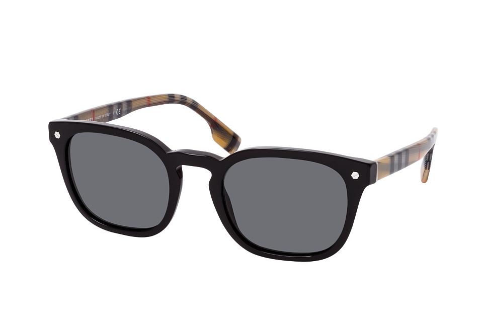 burberry -  Ellis BE 4329 375787, Quadratische Sonnenbrille, Herren, in Sehstärke erhältlich